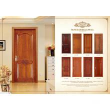 Diseño moderno de la casa Puerta de madera Aberturas de puerta para puertas interiores