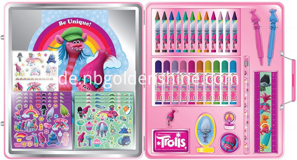 Troll Deluxe Stationery Set
