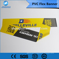 Jinghui advertisement media Promotion 410g Digital Prinating Advertising light PVC flex banner for solvent and eco solvent ink
