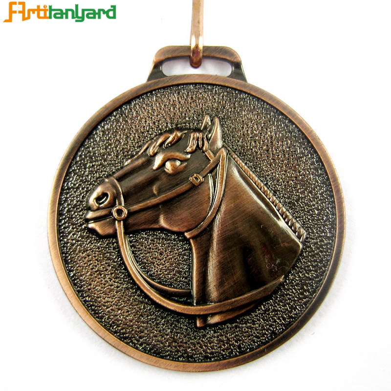 Metal Medal With Customized Logo