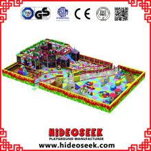 Equipamento macio do campo de jogos de Childrenhealth Center para a venda
