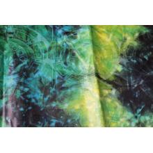 Полиэстер печати ткани Гвинея brocade для свадебное платье Африканский базен shadda