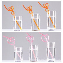 Crystal Lovely Modeling Straws