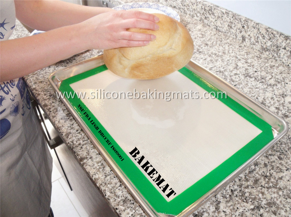 Colorful Silicone Baking Mat