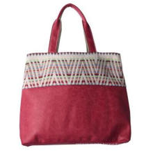 New Designe PU Lady′s Shopper Bag Wzx23032