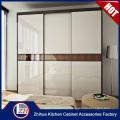 Armário da parede do quarto Closet Design Ilwd001
