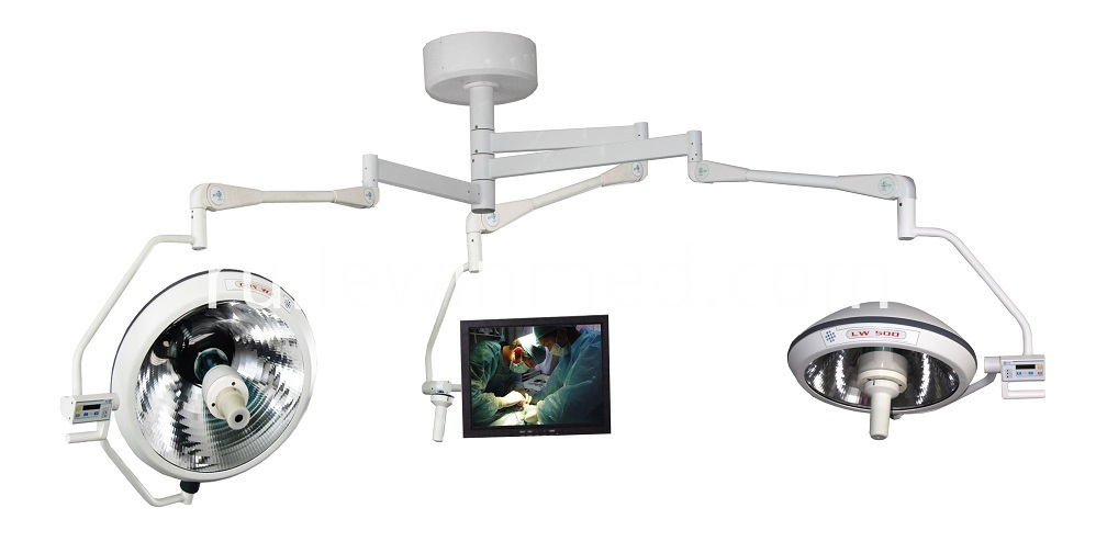 Halogen Surgical Operation Lamp With Camera