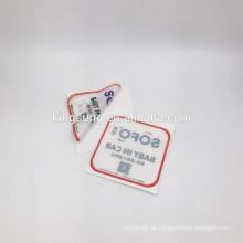 Heißer Verkauf benutzerdefinierte elektrostatische Film Fensteraufkleber Auto Vinyl Aufkleber