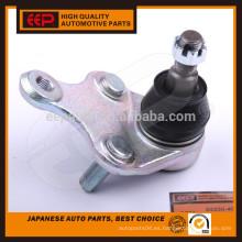 Fabricante de piezas de automóviles Articulación de bolas inferior para TOYOTA RAV4 / COROLLA / PREVIA ACA30 / ZRE152 / ACR50 43330-49095