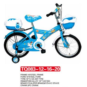 """Children Bike of New Design Sky Blue Color 12"""""""