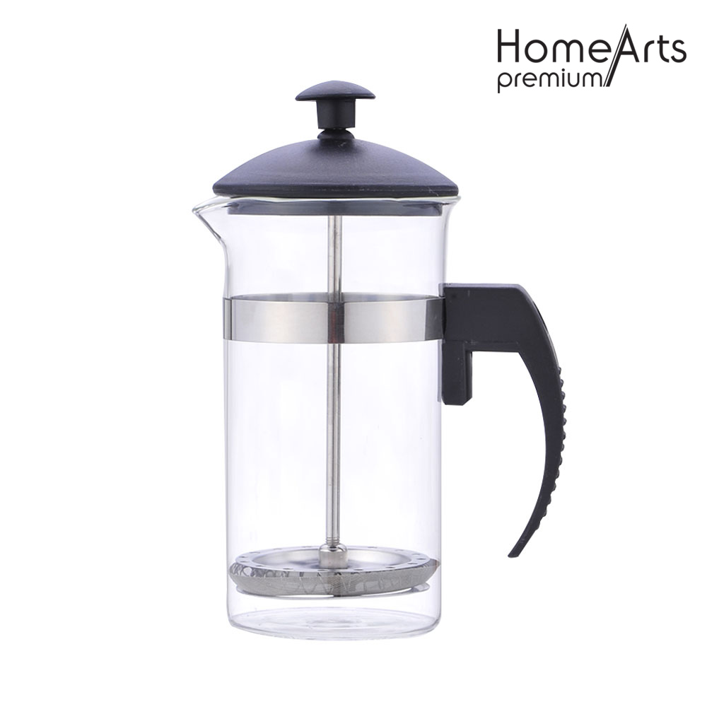 Glass Tea and coffee Plunger