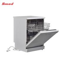 Energiesparende automatische freistehende Edelstahl-Mini-Spülmaschine