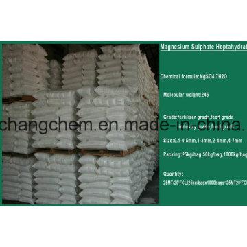Китай Сульфат магния
