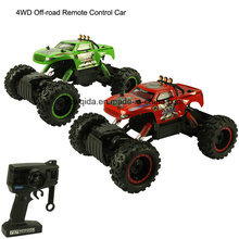 1/12 Scale Rock Crawler Monster RC camión para vehículos de escalada para niños
