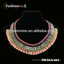 Collier style gros shourouk