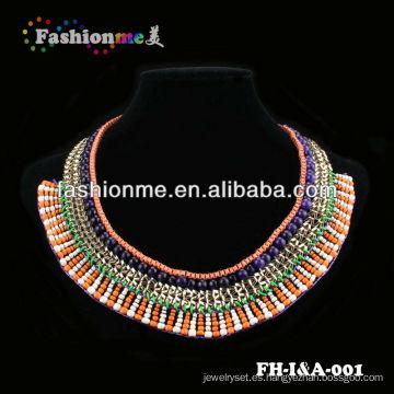 collar de estilo de shourouk venta por mayor