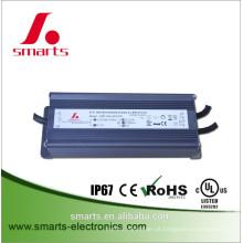 0 / driver 1-10v Dimmable 72W 2400mA conduzido atual constante com CE ROHS do UL