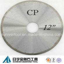 """12"""" Fishhook Ceramic Tile Cutting Blade"""