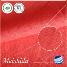 linen cotton blended solid fabric 11x11/51x47 bulk for linen shirting