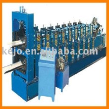 Ridge cap roller forming machinery