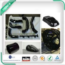 Revestimiento en polvo excelente de la venta de la alta calidad del alto brillo de las ruedas negras