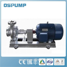 Self-priming pump with oil car