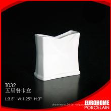 gute Qualität Bone China Geschirr Küche Serviettenhalter