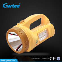 Projecteur de chalumeau rechargeable pour camping