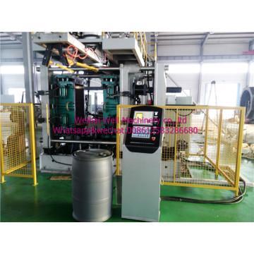 Máquina de molde plástica do sopro 200L para o tambor químico