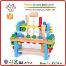 Werkzeug-Regal Holzspielzeug