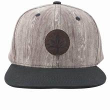 Мода Пользовательских Плоский Brim 6 Панели Крышки Snapback/Шляпа