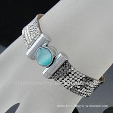 Bracelet strass sans fil à prix abordable 2013 pour les filles