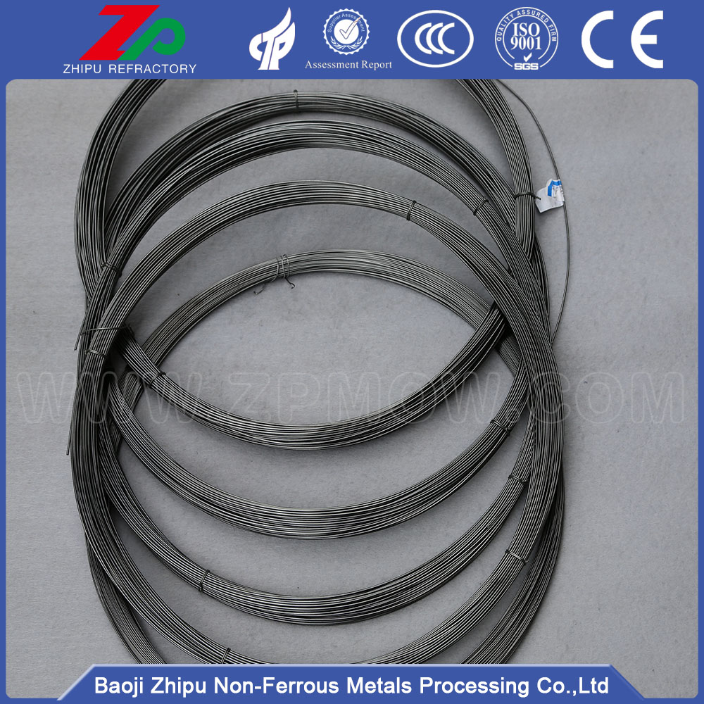0.18mm EDM molibdenum wire untuk wire cutting machine