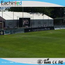Bildschirm-Videobrett der hohen Auflösung P8 im Freien großes LED für Ausstellungshallenfußballstadion
