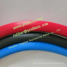 Steel Wire Armoured Black Air Hose to Vietnam