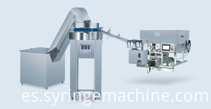 Automatic Syringe Loader