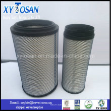 Luftfilterpatronenfilter Filterelement für 600-185-4120 474-00039 Dieselmotor