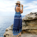 Bohemian dress wholesale Summer beach dress 2017 women clothing