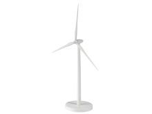 Mini ABC Plastic Windmill with Variable Blades
