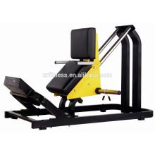 Máquina de musculación para bodybuilding / placa cargada de pie Calf Raise