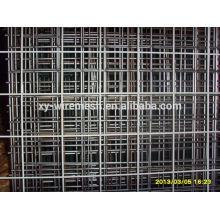Tissu métallique soudé PVC ou galvanisé