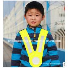 V Shape Reflective Children Vest