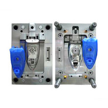 Injection mold for plastic product making, do moulded plastic products by plastic injection machine