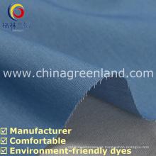Tela teñida hilado del dril de algodón del 100% para la ropa de la camisa de la moda (GLLML225)