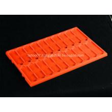 Plastic Microscope Slide Tray 20pcs
