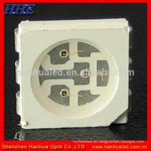 SMD 5050 RGB smd led / película portátil led visor fuente / 5053 smd led