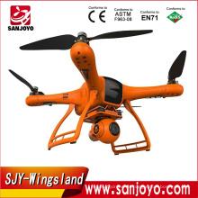 Wingsland Scarlet Minivet 1080HD cámara 2.4G control remoto Rc Quadcopter 5.8g FPV Drone con posicionamiento GPS VS DJI Phantom 4