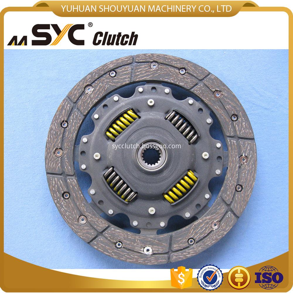Focus Disc Clutch
