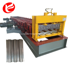 Galvanized panel floor decking sheets roll formed machine