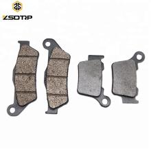5US-W0045-00 2 Paar Bremsklötze für Vorder- und Hinterrad Scheiben für Pulsar180 Discover125 EXC125 EXE125 RX125 MX125